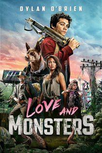 دانلود فیلم عشق و هیولاها  Love and Monsters 2020
