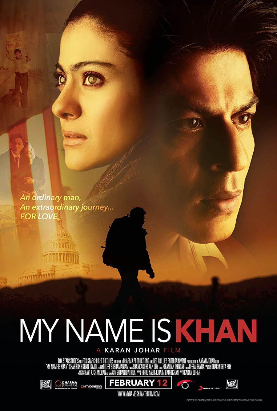 فیلم هندی اسم من خان است My Name Is Khan 2010