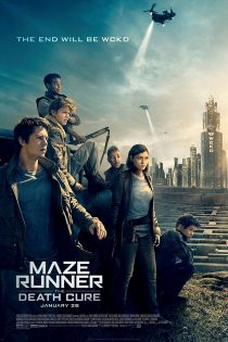 دانلود فیلم دونده مارپیچ : علاج مرگ Maze Runner: The Death Cure